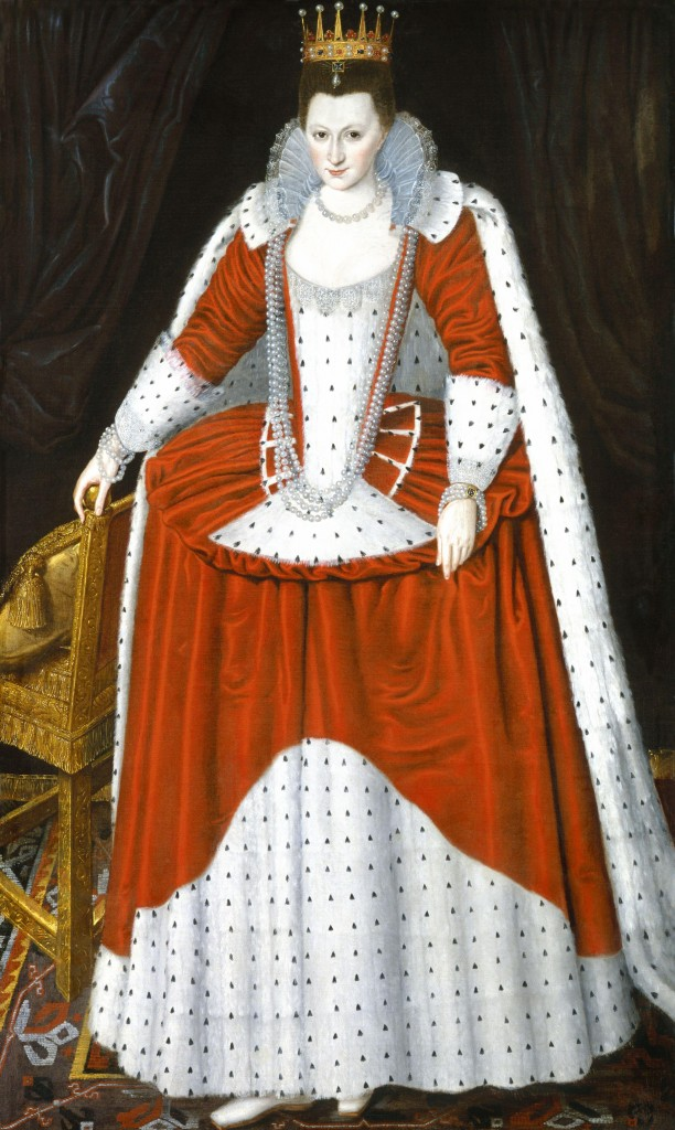 Lucy, Countess of Bedford, National Portrait Gallery